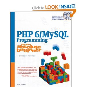 PHP 6 MySQL Programming for Absolute Beginner