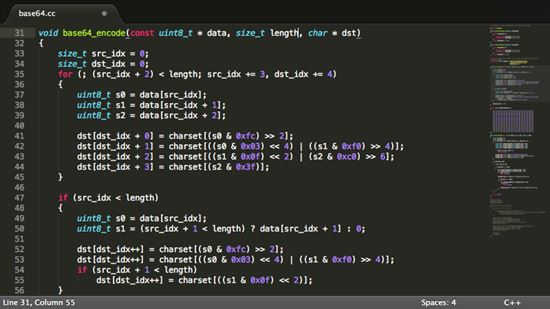 Sublime Text 2 – The Swiss Army Knife