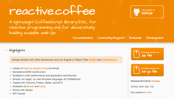 reactive-coffee