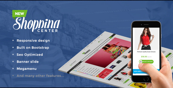 Ap Shopping Center- Responsive Shopify Theme