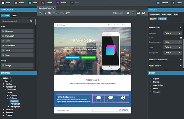 24 Best Web Design and Development Tools 2016