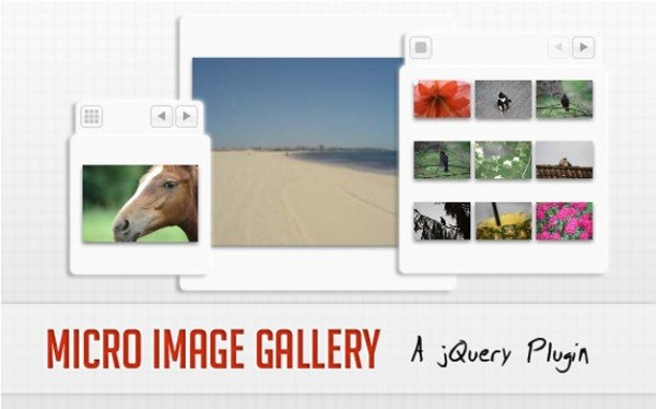 Micro Image Gallery
