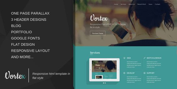 30 HTML Fullscreen Video Website Templates - DzineFlip