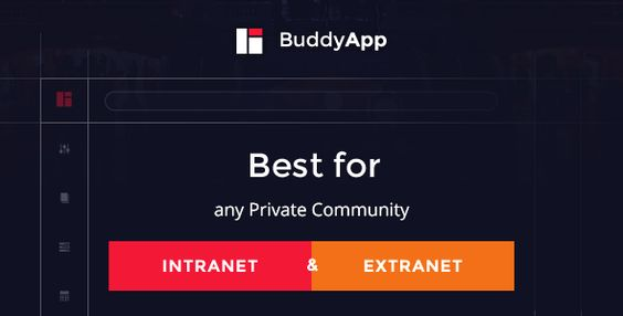 BuddyApp - Mobile First Community WordPress theme
