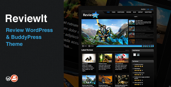 Review WordPress -BuddyPress Theme