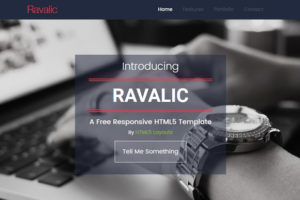 30 Best Free And Premium Bootstrap HTML5 Responsive Templates