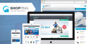 30 Best Premium Responsive WordPress Themes For Shops