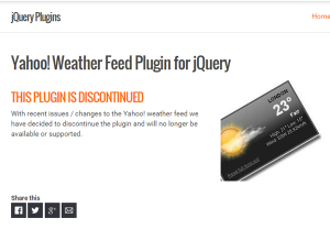 12 Best jQuery RSS Feed Plugins