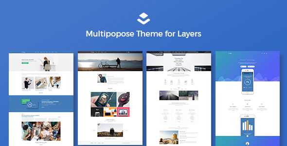 Firma - Layers Multipurpose WordPress Theme