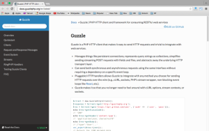 Guzzle PHP