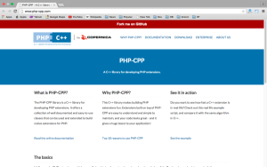 PHP CPP
