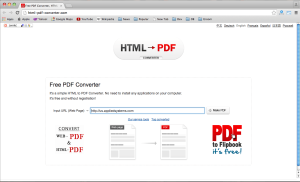 10 Best Tools to Converting HTML to PDF Easily