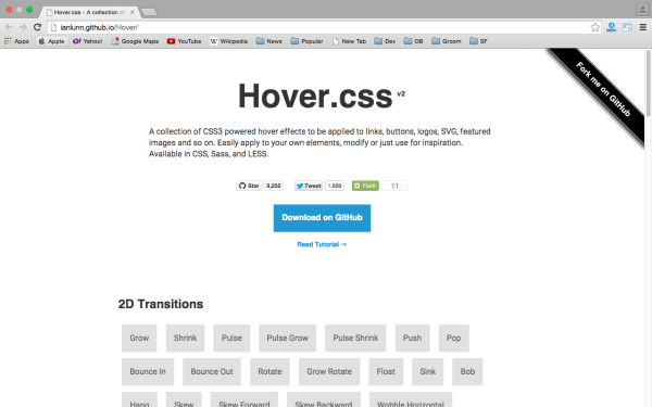 Hover CSS