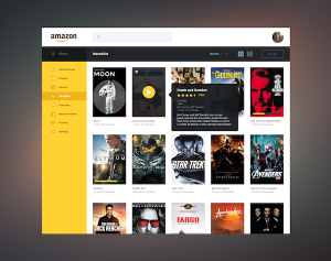 12 Amazon Redesign Concepts for Developers