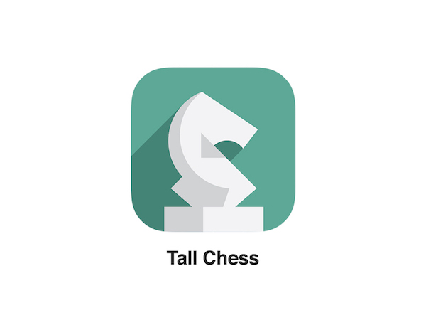 New Tall Chess Icon
