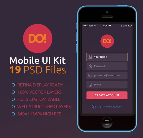 DO! UI Kit
