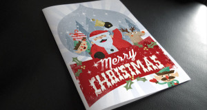25+ Best Free Christmas Flyer Templates