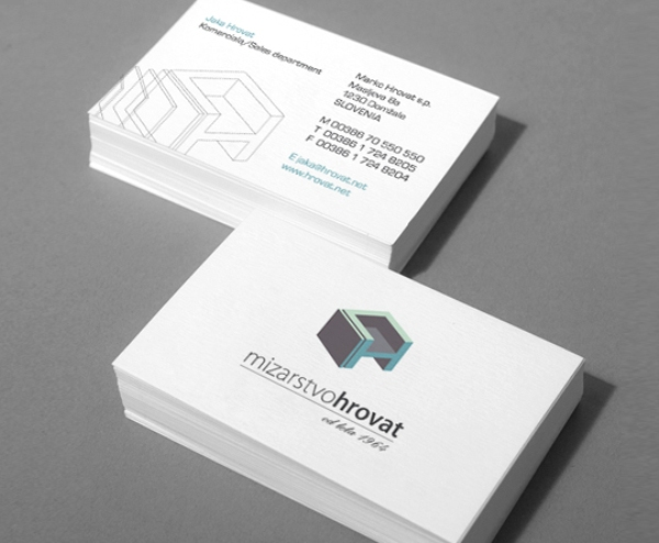 Simple Business Card Design