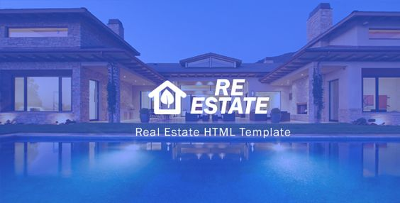Real Estate - Multipage HTML Template