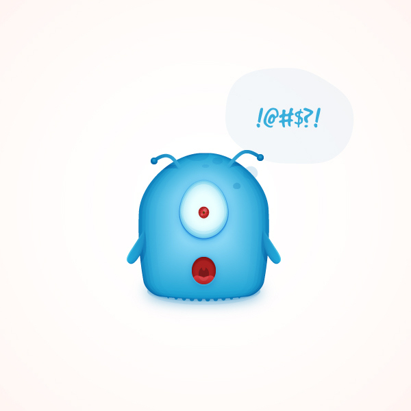 How to Create a Cute Monster Character in Adobe Illustrator