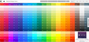 8 Tools for Generating Material Design Colors