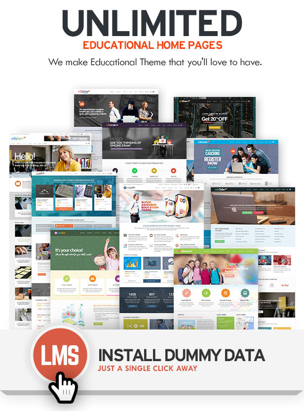 EduLMS - WP Learning Management System Theme