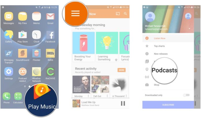 Steps to Synchronize Podcasts Between Google Podcasts and Google Home