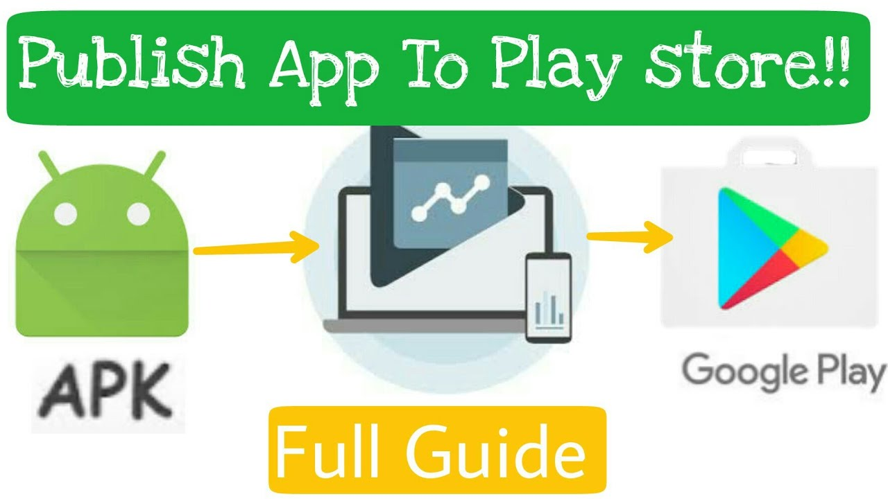 How to Publish an App on Google Play store